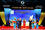 Vinamilk 8 năm liên tiếp được vinh danh Thương hiệu Quốc gia