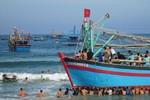 Không hoàn thuế giá trị gia tăng tàu khai thác hải sản đóng mới 400 CV trở lên