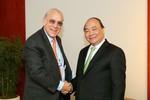 Các tập đoàn kinh tế đều đánh giá cao tiềm năng phát triển của Việt Nam