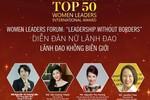 Nữ doanh nhân của Sao Thái Dương lọt top 50 nữ lãnh đạo tiêu biểu toàn cầu