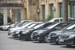 Kiểm tra cơ quan nhà nước nhận xe doanh nghiệp tặng và thanh lý xe công