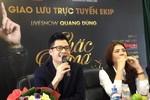"""Chất văn học trong Liveshow Quang Dũng """"Giấc mơ mang tên mình"""""""