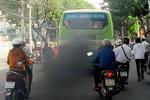 Thực hiện lộ trình áp dụng tiêu chuẩn khí thải