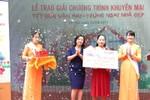Một phụ nữ ở Đà Nẵng trúng thưởng căn hộ trị giá gần 3 tỷ đồng