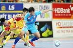 HDBank Futsal  2017: Hòa kịch tính, Sanatech Khánh Hòa mất ngôi nhì bảng