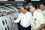 Chính phủ sẽ tạo mọi điều kiện để Samsung thành công ở Việt Nam.