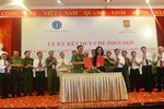 Bảo hiểm xã hội Việt Nam và Tổng cục Cảnh sát tăng cường hợp tác