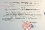 """Vụ án VN Pharma: Giấy mời tham dự phiên tòa bị biến thành """"triệu tập"""""""