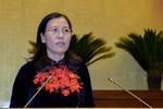 Bà Lê Thị Nga: Đề nghị Chính phủ chỉ đạo đẩy mạnh rà soát bằng cấp của cán bộ