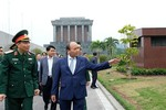 Chức năng, cơ cấu tổ chức của Ban Quản lý Lăng Chủ tịch Hồ Chí Minh