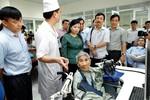 Bộ trưởng Y tế kiểm tra chất lượng y tế cơ sở tại tỉnh Thanh Hóa