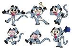 3 ấn tượng từ bộ phim hoạt hình về chú khỉ Monta
