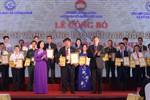 4 công trình của ngành Dầu khí được vinh danh trong Sách vàng Sáng tạo Việt Nam