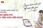 Đa tiện ích với ngân hàng trực tuyến miễn phí
