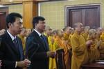 Bộ trưởng Đinh La Thăng dự lễ cầu siêu nạn nhân tử vong vì giao thông