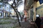 Vụ nổ xe máy ở Bắc Ninh: Nạn nhân mang mìn đi trả thù?