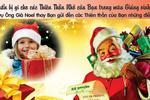 """""""Ông già Noel"""" bất ngờ đắt hàng khi Giáng sinh cận kề"""