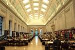 Thư viện đẹp như mơ của trường đại học Harvard