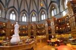 Lộng lẫy thư viện Quốc gia Pháp