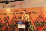 BAC A BANK Thanh Hóa tri ân khách hàng với nhiều quà tặng hấp dẫn