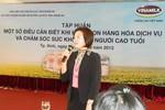 Vinamilk chăm sóc sức khoẻ cho người cao tuổi Nghệ An, Thanh Hóa