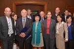Bộ trưởng Israel đánh giá cao các dự án của Tập đoàn TH