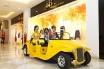 Trải nghiệm thú vị với tour khám phá Vincom Mega Mall Royal City