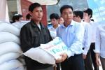 VietinBank trao 4.000 tấn gạo nghĩa tình cho miền Trung ruột thịt