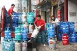 Giá gas tăng 80.000 đồng/bình là do áp theo cơ chế giá thế giới