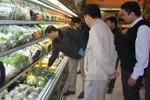 Siêu thị Big C, Ocean Mart bán hàng chục loại rau chưa rõ nguồn gốc