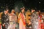 Royal City rực rỡ trong đêm đăng quang nữ sinh Việt Nam