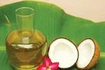 Công dụng của dầu dừa với da và tóc