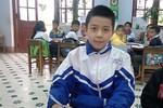 Cậu học trò nghèo mang vinh dự về cho ngôi trường vùng xa