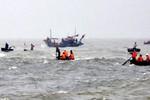 Một ngư dân mất tích khi đang đánh bắt trên biển
