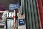 Số nhà tại Hà Nội sẽ có sự thay đổi