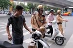 Chất lượng mũ bảo hiểm: Quản nhà sản xuất trước, phạt dân sau