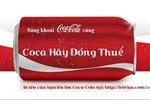 """Coca Cola """"nếm trái đắng"""" từ chiến dịch quảng cáo quá thông minh"""