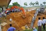 Đường ống dẫn nước sông Đà 9 lần vỡ: Chủ tịch Vinaconex viết tâm thư
