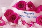 Những lời chúc hay nhất ngày Phụ nữ Việt Nam