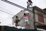 Thanh Hóa:  Sơ tán gần 45.000 dân ra khỏi vùng nguy hiểm của bão