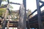Công an vào cuộc điều tra nguyên nhân vụ cháy đền thờ Lê Lai
