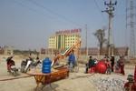 Video: Dân mang quan tài, tố cáo máy xi măng Xuân Thành gây ô nhiễm