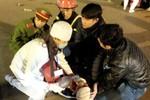 Lo dân gặp nguy hiểm, Hà Nội diễn tập tình huống chen lấn, xô đẩy