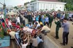Hội nghề cá Việt Nam thông tin việc ngư dân Việt Nam bị bắn chết ở Trường Sa