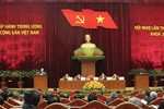 BCH Trung ương Đảng biểu quyết thông qua Nghị quyết Hội nghị lần thứ 13