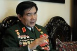 """Tướng Lê Mã Lương: """"Máy bay Trung Quốc đã uy hiếp an ninh lãnh thổ Việt Nam"""""""