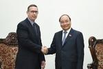 Thủ tướng mong muốn Đại học Waikato tăng cường hợp tác với Việt Nam