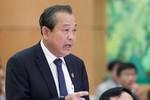 PTT Trương Hòa Bình tiếp Đoàn đại biểu đồng bào dân tộc thiểu số tỉnh Bắc Giang