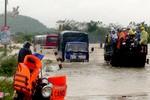 Hỗ trợ khắc phục thiệt hại do mưa lũ năm 2016