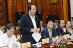 Thủ tướng sốt ruột việc tiêu thụ hải sản tồn kho cho ngư dân miền Trung